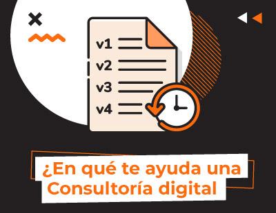 Conoce cómo te ayuda una Consultoría digital